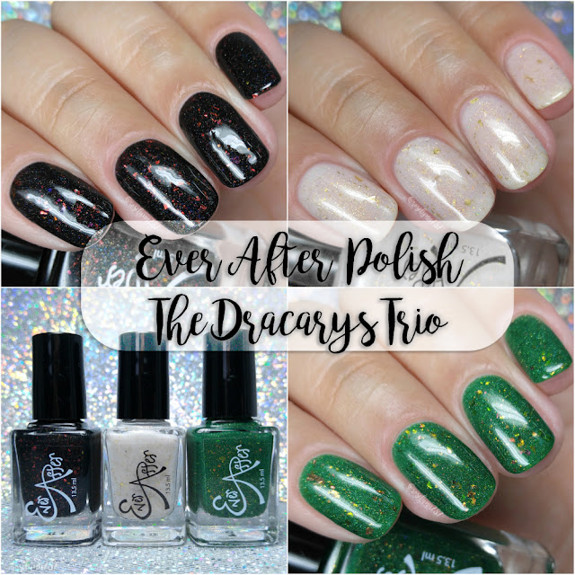 Ever After Polish - The Dracarys Trio