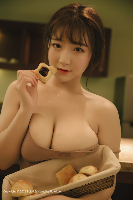 Hot girls Beauty Asian Girls sexy body model Mang Guo 7