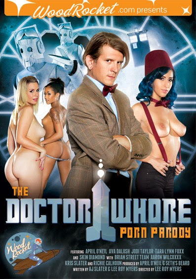 Doctor who porn parody