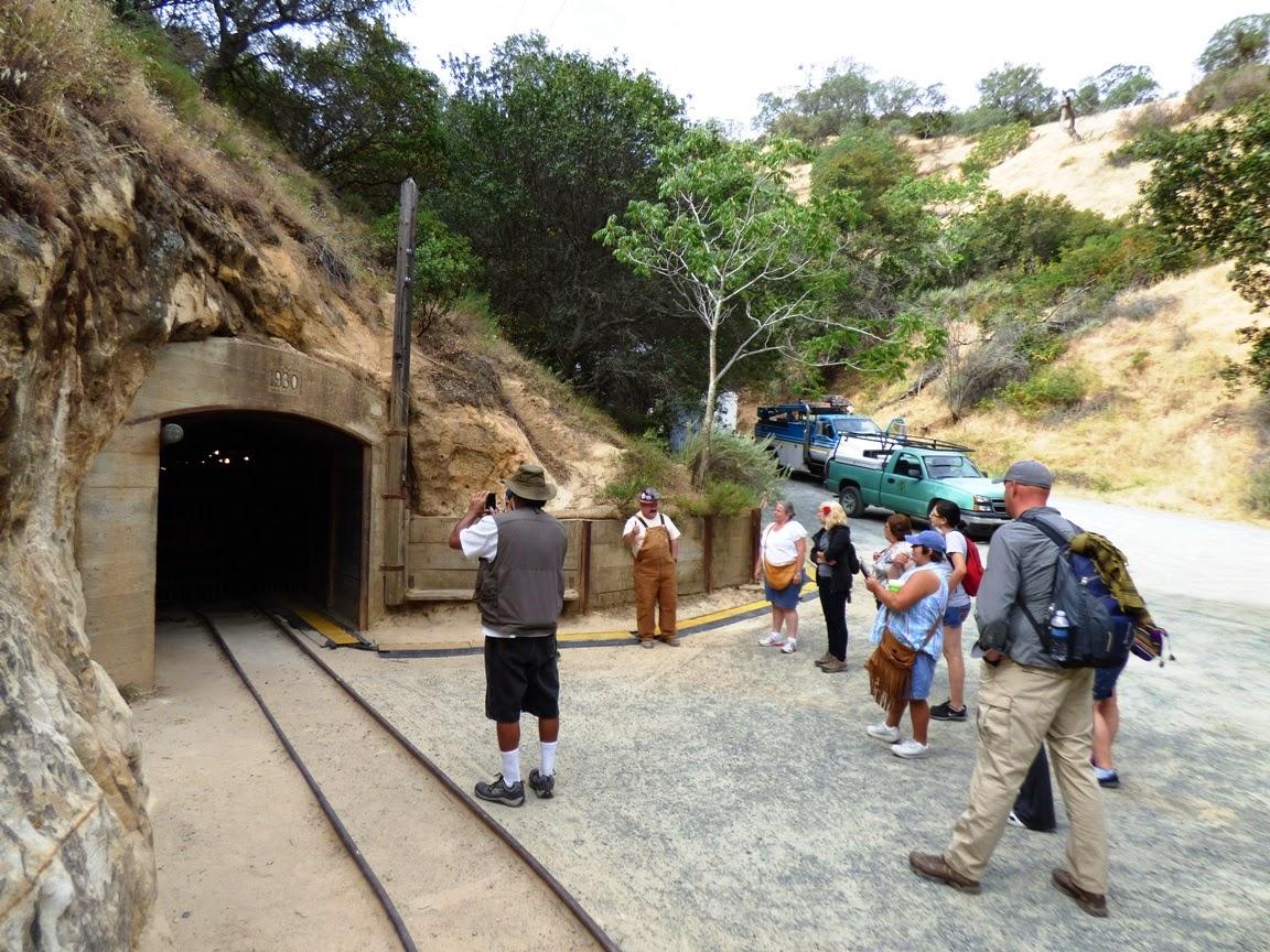 Black Diamond Mines Tours