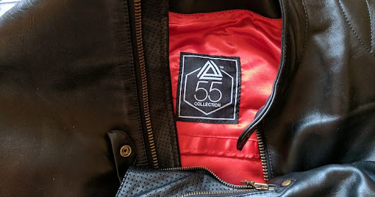 Gear Review: 55 Collection Hard Jacket