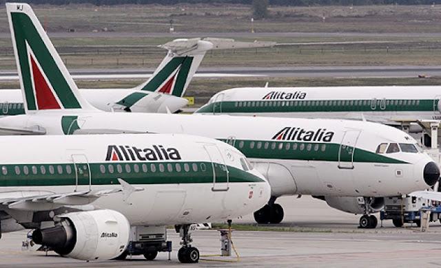 Итальянский пилот угрожал разбить пассажирский самолёт, если от него уйдёт жена