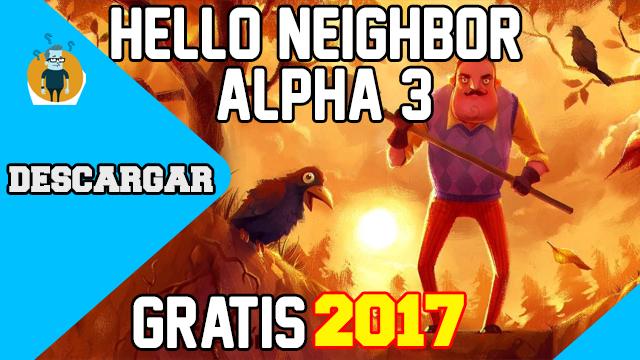 como descargar hello neighbor para pc mega