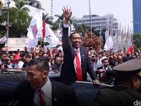 Jokowi Akan Tinjau Pembangunan Bendungan Sei Gong di Batam