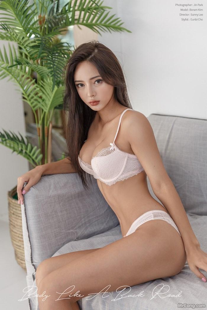 Image Kim-Bo-Ram-MrCong.com-020 in post Người đẹp Kim Bo Ram nồng nàn quyến rũ với trang phục biển và nội y (405 ảnh)