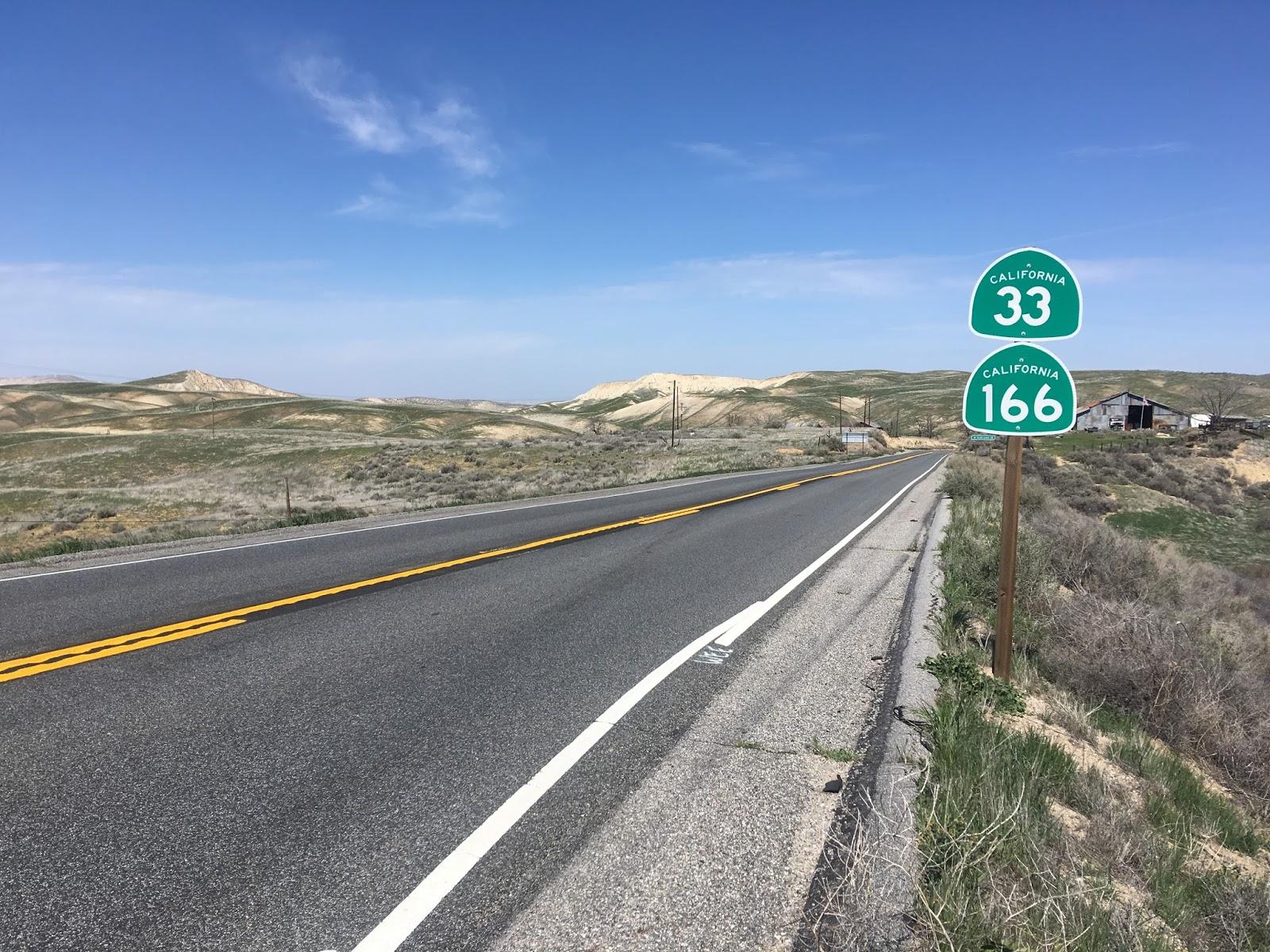 California State Route 166