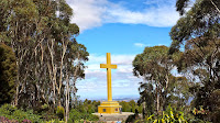 Memorial Cross Mt Macedon