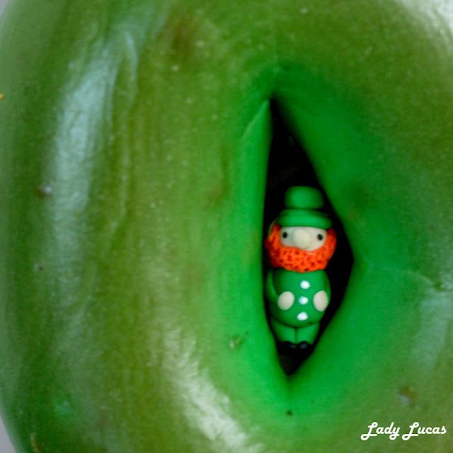 I Believe in Leprechauns | Leprechaun Photography | Linzer Lane Blog