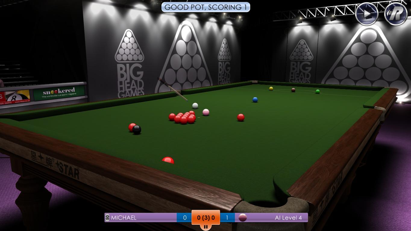 Snooker Games Online