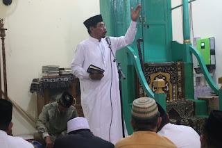 Team 1 Bupati Tarling Putaran Ke-2 Di Masjid Nuangan Induk