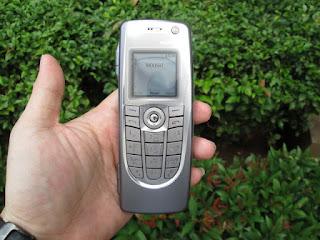 Nokia 9300i Jadul Mulus Kolektor Item
