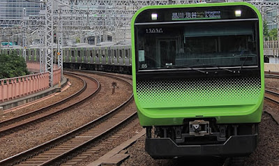 Trem da série E235