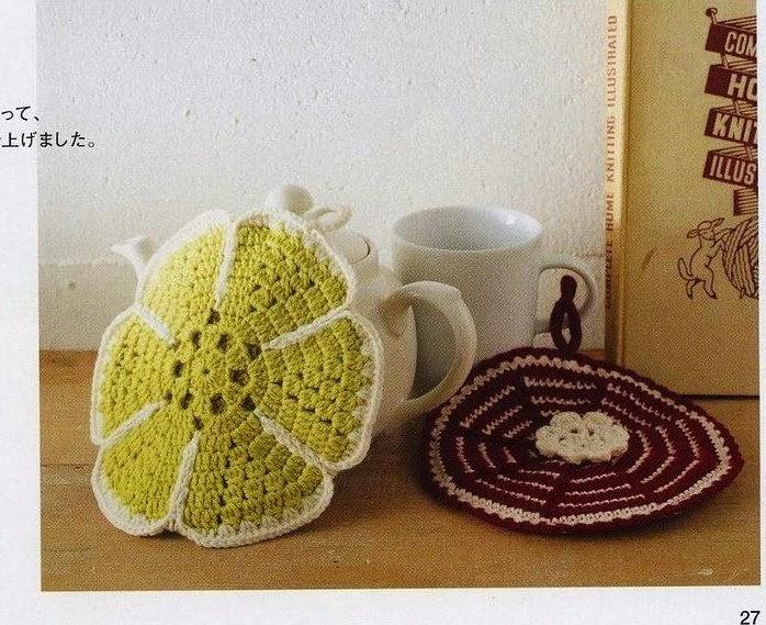 4 agarraderas crochet fciles y lindas  Todo crochet