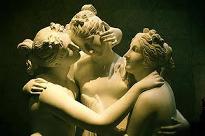 Οι αρχαίοι Έλληνες πίστευαν πως οι λεσβίες είχαν τεράστιες κλειτορίδες