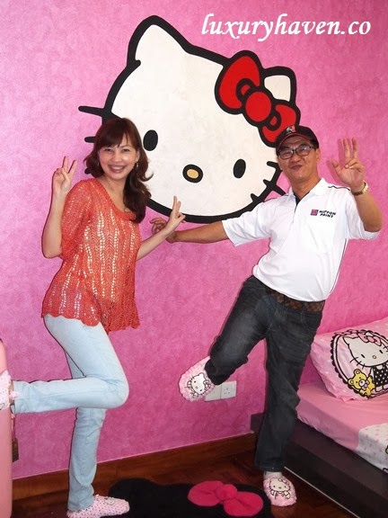 nippon paint momento hello kitty luxury haven