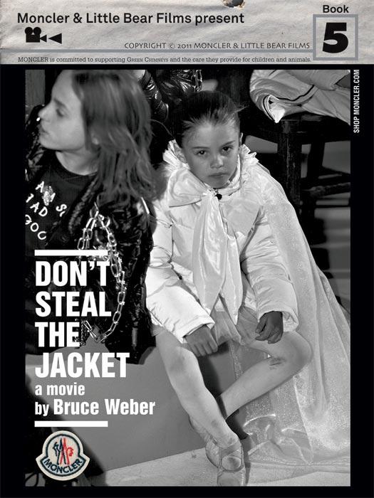 Bruce Weber for Moncler