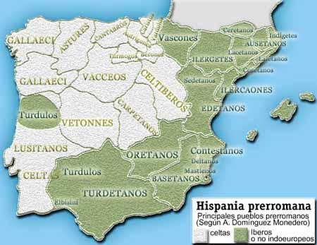 Celtas E Iberos Mapa.Los Dioses De La Antigua Hispania Iberos Y Celtas Forocoches