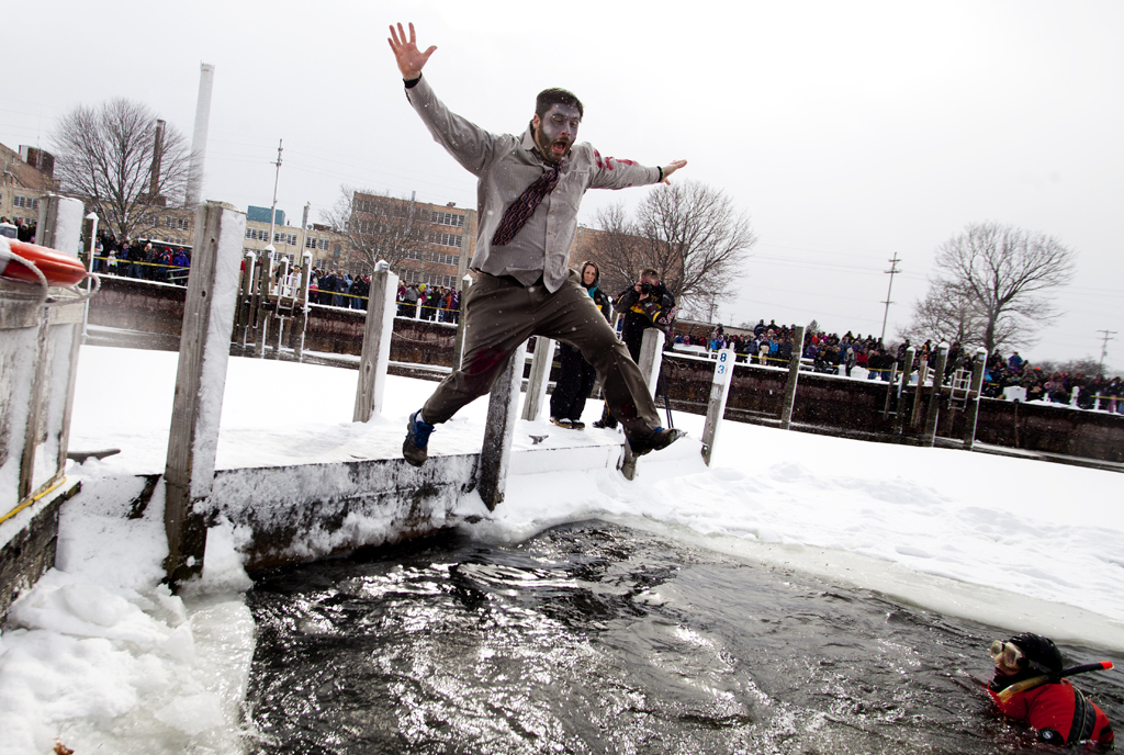 Clicks: 2013 Muskegon Polar Plunge