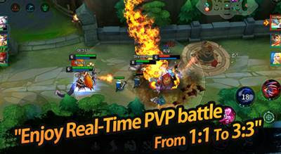 Download Apk League of Masters Full Moba Android