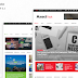 Axact V2.1 - Responsive Magazine Blogger Template