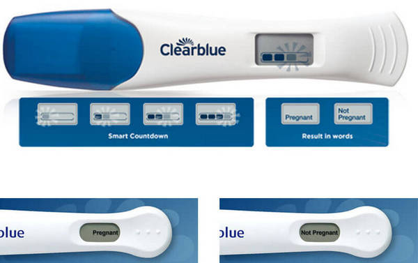 Clearblue Pregnancy Test Reviews