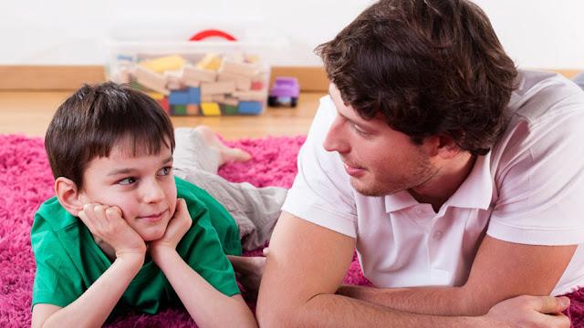 Gaya Asertif Dinilai Tepat Untuk Mendidik Anak