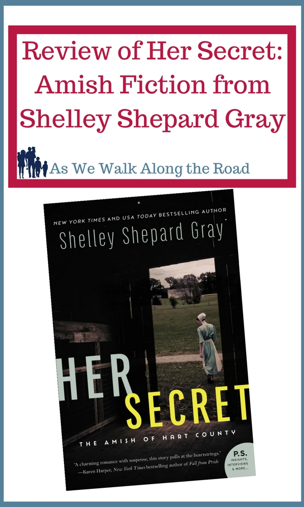 Review of Her Secret by Shelley Shepard Gray