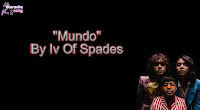 Mundo (Karaoke, Mp3, Minus One and Lyrics) By Iv Of Spades