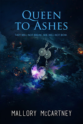 {Pro-Order Blitz+Giveaway} QUEEN TO ASHES by @MalMcCartney @CleanReads_on