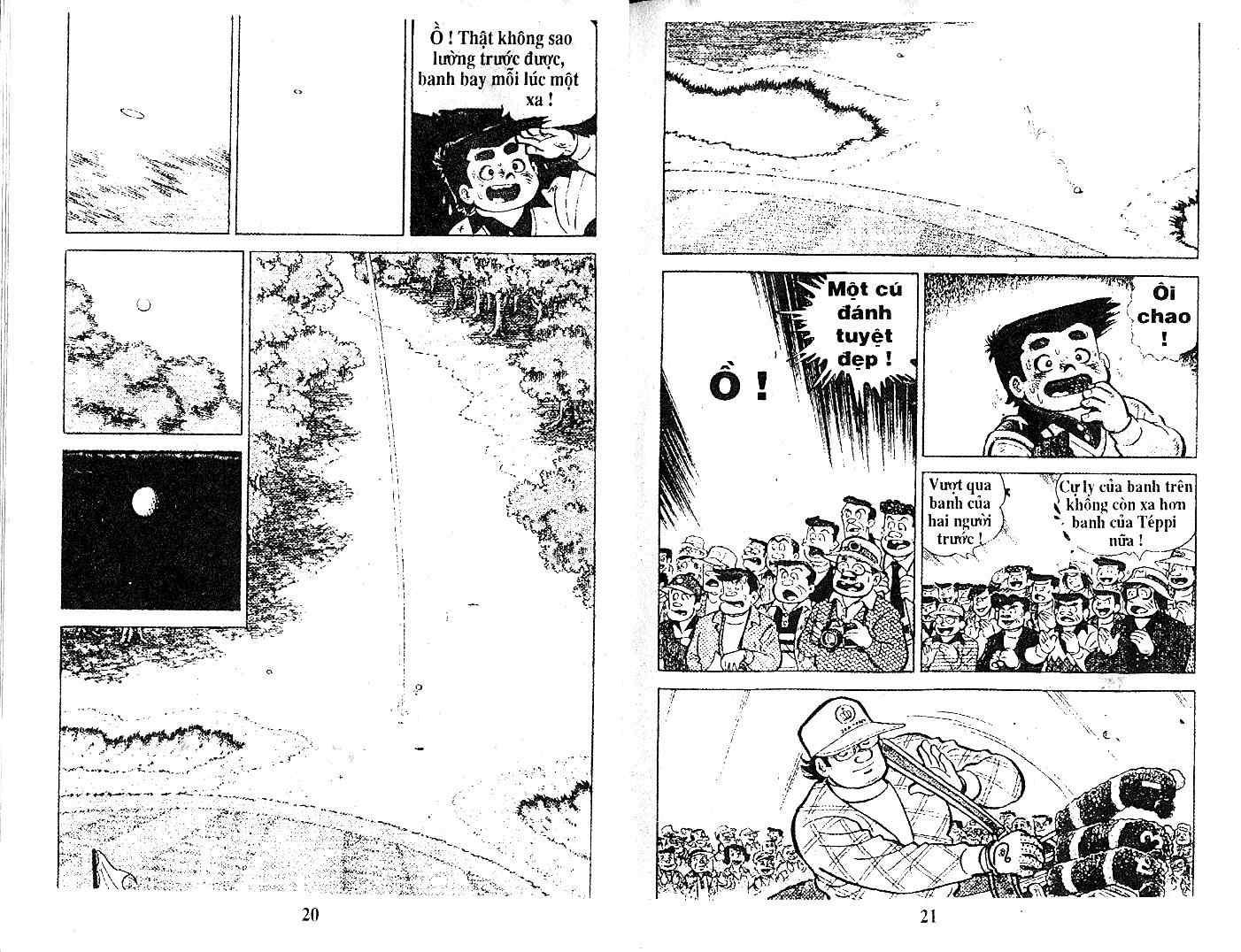 Ashita Tenki ni Naare chapter 18 trang 8