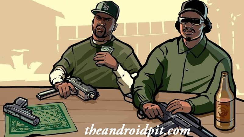 GTA San Andreas for Android Free Download Full Version