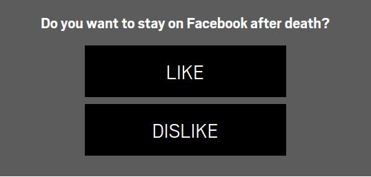 Menutup akun facebook setelah mati