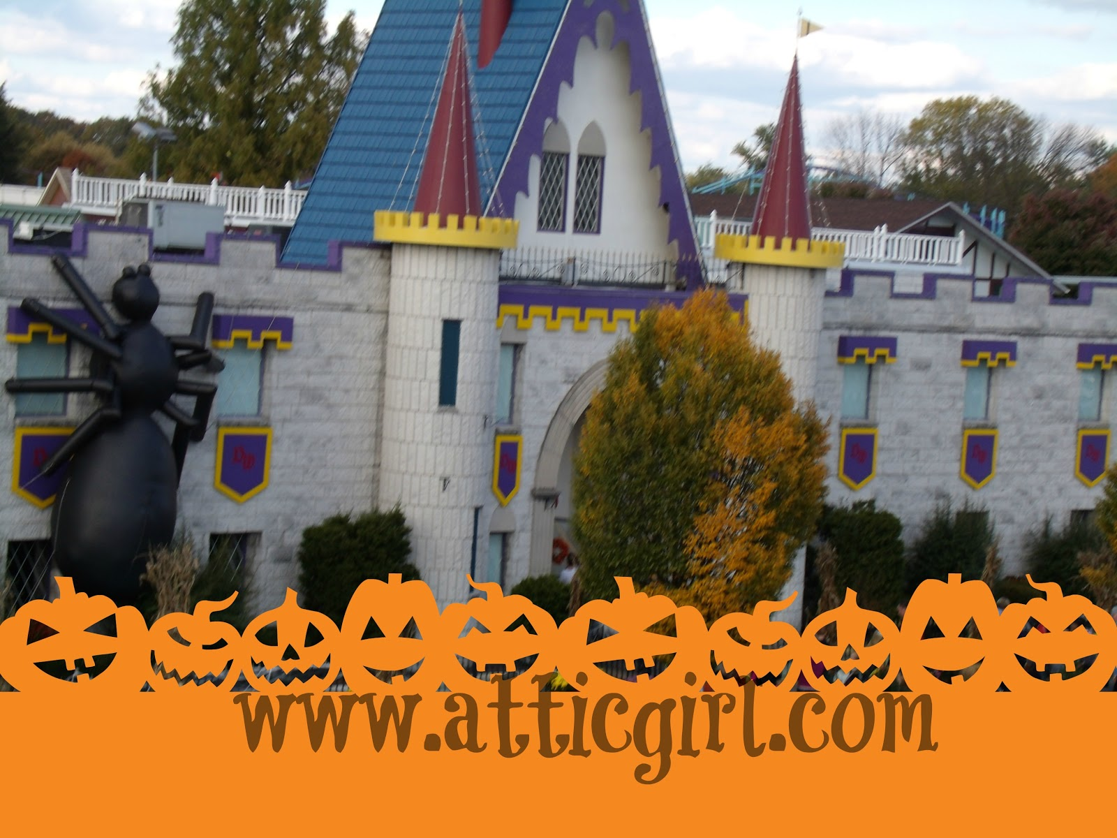 Dutch Wonderland, amusement parks