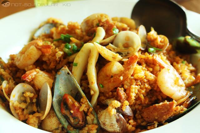Seafood Jambalaya by Gumbo