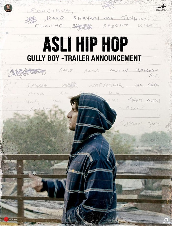 GULLY BOY (2019) con RANVEER SINGH + Jukebox + Esperando Sub. Asli-hip-hop