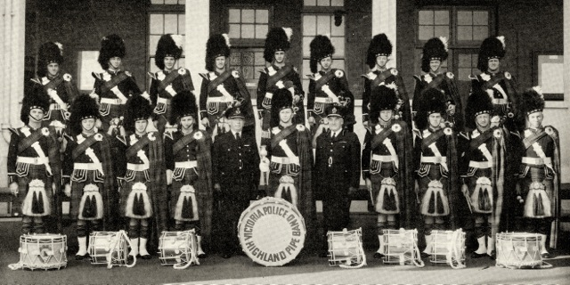 Pipe band - Wikipedia |Police Pipe Band Uniforms