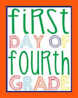 Fourth Grade Printable