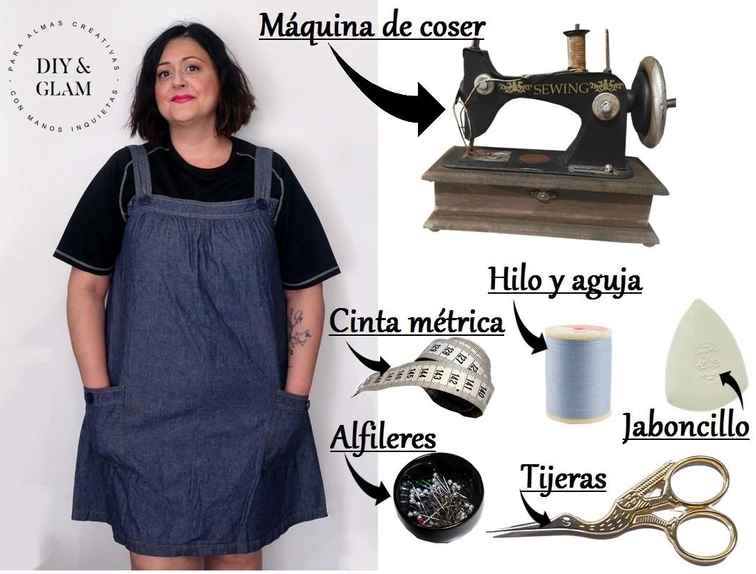 Diy transforma un vestido en blusa | Diy & glam