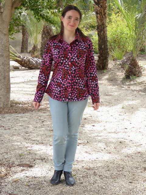 sewaholic granville shirt camisa patrones indie modistilla de pacotilla diy