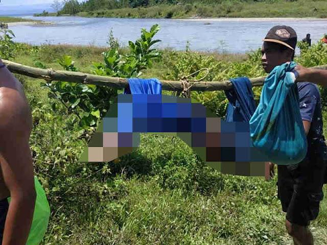 Jonias Makaweru Tewas Mengenaskan Dimangsa Buaya di Muara Kali Ruata
