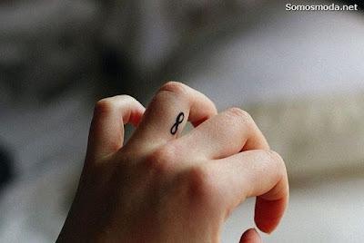 Tatuajes de Infinito