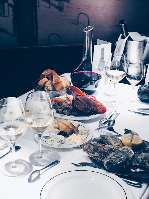 Les Grands Buffets - Festin Gastronómico en Narbona -  La Mer