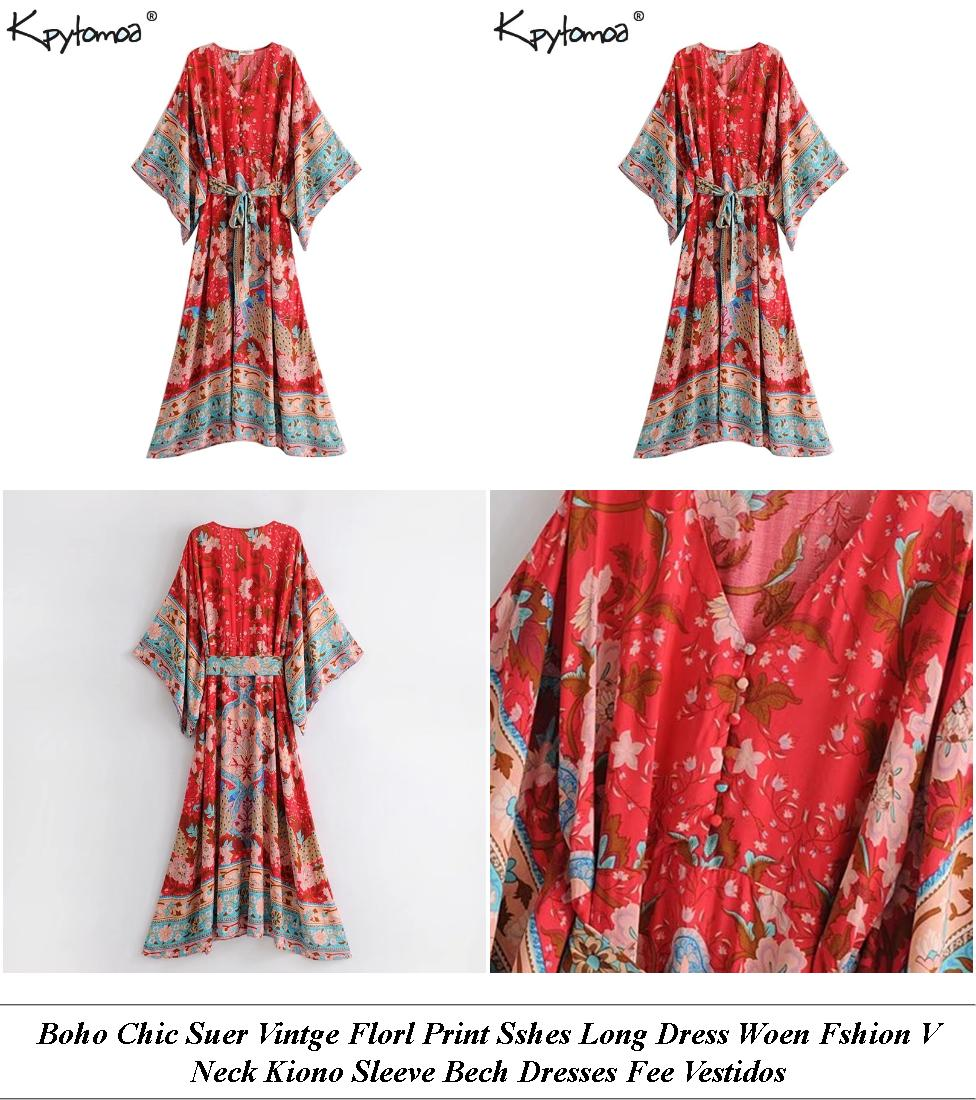 Long Lack Off The Shoulder Evening Dress - Wedding Dresses Online Shop Germany - Red Princess All Gown Prom Dresses