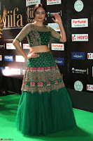 Nandita Swetha in a tight Green Choli Ghagra at IIFA Utsavam Awards March 2017 ~ 081.JPG