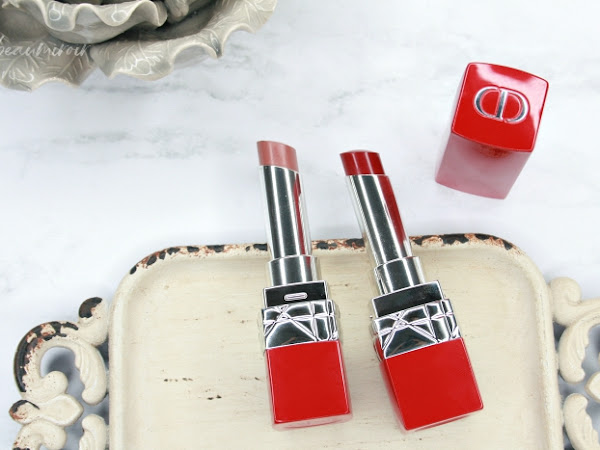 #FrenchFriday : New Dior Rouge Ultra Rouge Lipstick