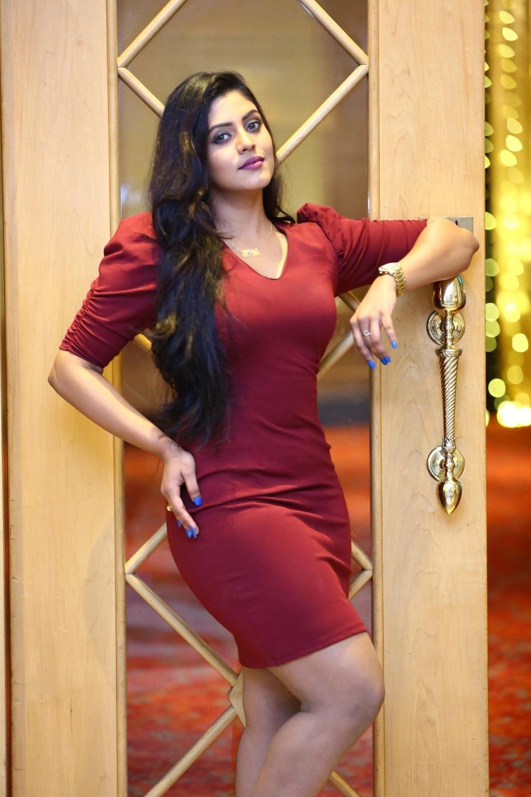 Welcome To Indian Bollywood Beauty Iniya Shruti Sawant -3179