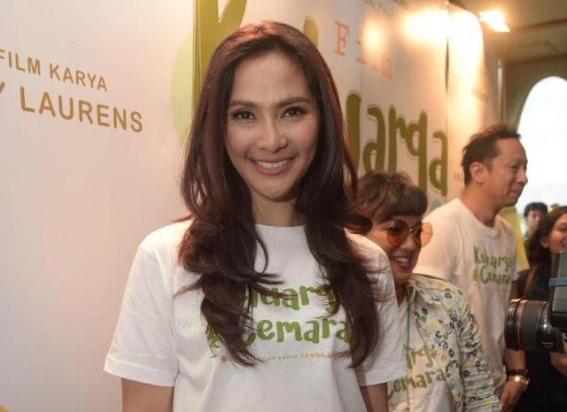 Heboh Artis Inisial MK Diduga Memakai Narkoba, Maudy Koesnaedi Membantah
