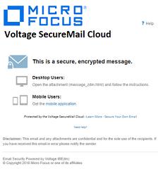 Voltage SecureMail Cloud Discount Coupon
