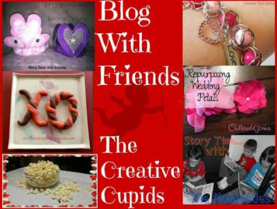 Blog With Friends: The Creative Cupids | www.BakingInATornado.com
