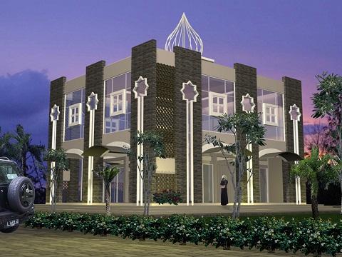 deha desain arsitektur: bangunan public